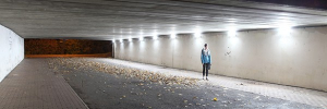 Milton Keynes Underpass (Invest To Save LED Underpass Project)